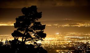 Light Pollution Increases Air Pollution