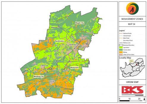 Envıronmental Management Framework Krugersdorp Location Guide Johannesburgeast Rand Subway