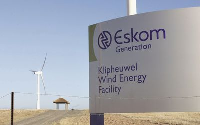 Eskom wind farm gets green light