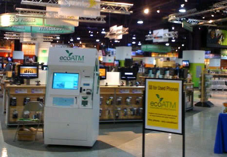 EcoATM Recycling Of The Future
