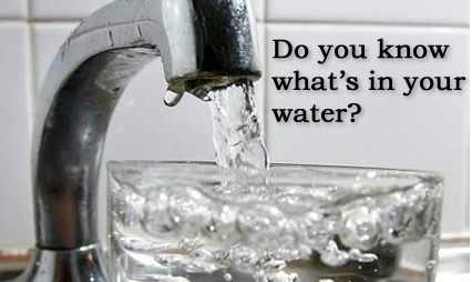 Top 5 Toxins Found in Our Drinking Water — And What We Can Do About It FluorideTap-water-