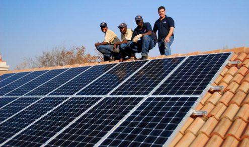 Gauteng Goes Solar Route