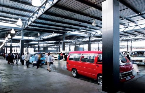 Taxi Rank Environment News South Africa