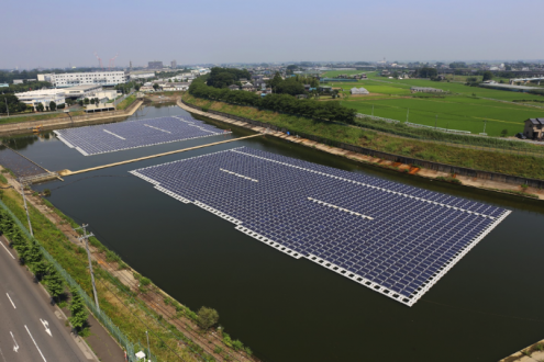 Water Plus Sun The Advantages Of Floating Photvoltaic Systems