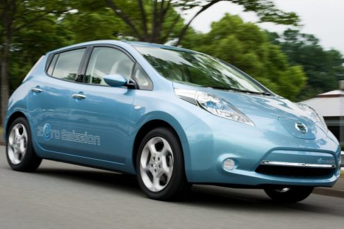 The True Environmental Impact Of Electric Cars
