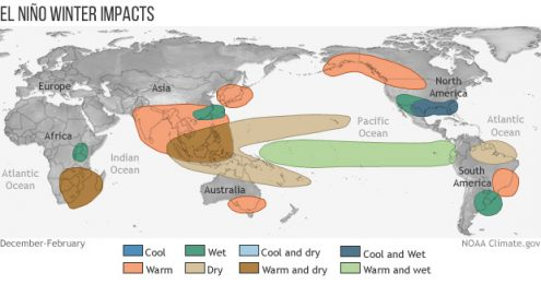 Possibility Of El Nio Looming Once Again For Southern Africa