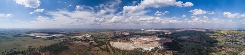 The Wake of South Africa's Abandoned Gold Mines
